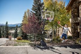 best portable basketball hoop under 300