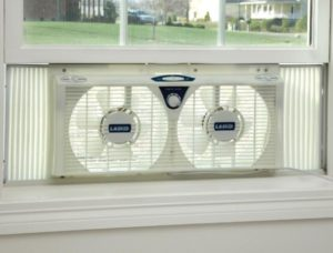 whole house window fans